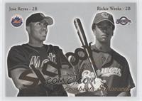 Jose Reyes, Rickie Weeks