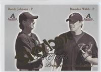 Brandon Webb, Randy Johnson [P]