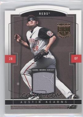 2004 Skybox Limited Edition - Jersey Proof - Silver #16 - Austin Kearns /50