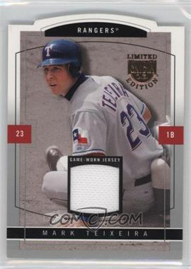 2004 Skybox Limited Edition - Jersey Proof #47 - Mark Teixeira /299