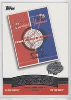 St. Louis Cardinals Team, New York Yankees Team