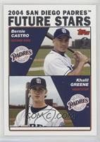 Future Stars - Bernie Castro, Khalil Greene