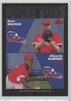 Ryan Madson, Elizardo Ramirez /53