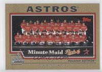 Houston Astros #/2,004