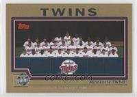 Minnesota Twins Team /2004
