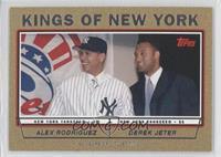 Alex Rodriguez, Derek Jeter /2004