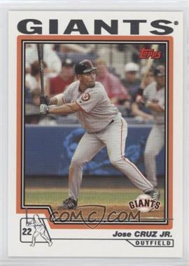 2004 Topps - [Base] #249 - Jose Cruz Jr.
