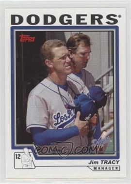 2004 Topps - [Base] #281 - Jim Tracy