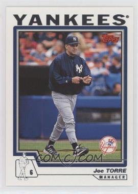 2004 Topps - [Base] #286 - Joe Torre