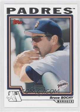 2004 Topps - [Base] #290 - Bruce Bochy