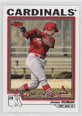 2004 Topps - [Base] #307 - Jesse Roman