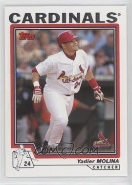 2004 Topps - [Base] #324 - Yadier Molina - Courtesy of COMC.com
