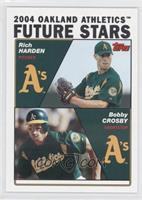 Rich Harden, Bobby Crosby
