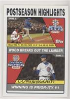 Kerry Wood, Mark Prior [EX to NM]