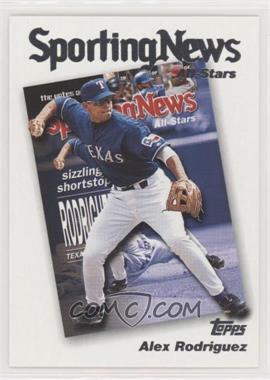 2004 Topps - [Base] #358 - Alex Rodriguez