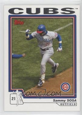 2004 Topps - [Base] #368 - Sammy Sosa