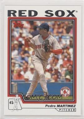 2004 Topps - [Base] #405 - Pedro Martinez [EXtoNM]