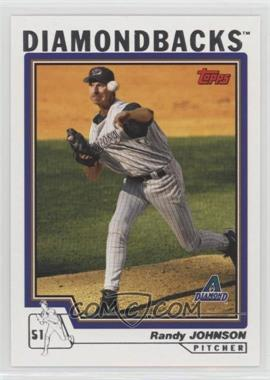2004 Topps - [Base] #450 - Randy Johnson