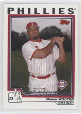 2004 Topps - [Base] #561 - Shawn Wooten