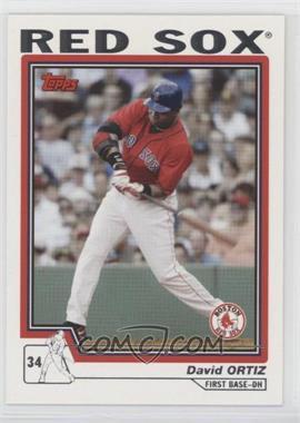 2004 Topps - [Base] #623 - David Ortiz