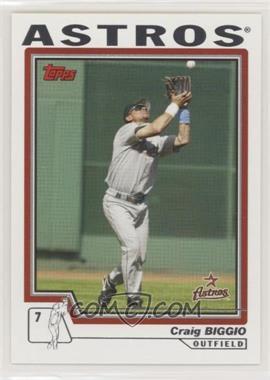 2004 Topps - [Base] #635 - Craig Biggio