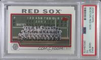 Boston Red Sox Team [PSA10GEMMT]