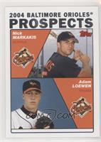 Prospects - Nick Markakis, Adam Loewen