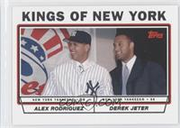 Kings of New York (Alex Rodriguez, Derek Jeter)