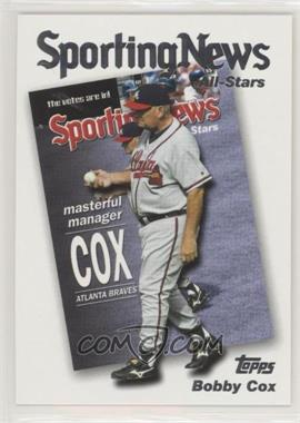 2004 Topps - [Base] #728 - Sporting News All-Stars - Bobby Cox