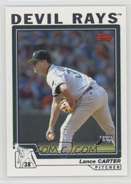 2004 Topps - [Base] #74 - Lance Carter
