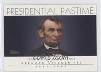 Abraham Lincoln [NoneEXtoNM]