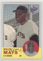 Willie Mays #/299