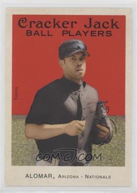 2004 Topps Cracker Jack - [Base] #138 - Roberto Alomar