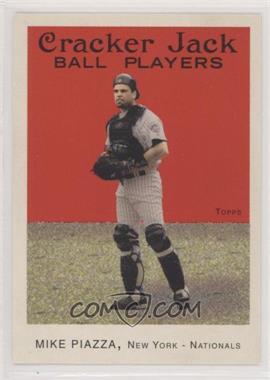 2004 Topps Cracker Jack - [Base] #70 - Mike Piazza
