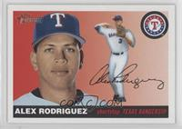 Alex Rodriguez (Throwing)
