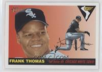 Frank Thomas (Red Background)