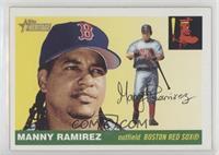 Manny Ramirez (Yellow Background)
