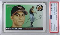 Nick Markakis [PSA 10 GEM MT]
