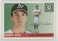 Barry Zito (White Jersey)