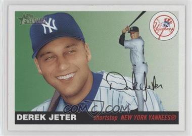 2004 Topps Heritage - [Base] #425 - Derek Jeter