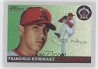 Francisco Rodriguez #/555
