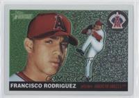 Francisco Rodriguez #/1,955