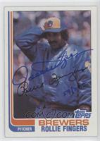 Rollie Fingers (1982) #/200