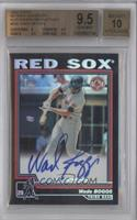 Wade Boggs /25 [BGS 9.5]