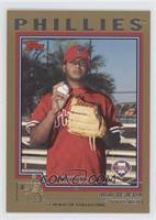 Robinson Tejeda #/2,004
