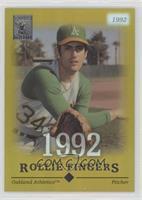 Rollie Fingers #/92