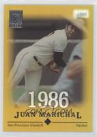 Juan Marichal #/83