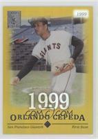 Orlando Cepeda #/99