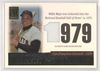 Willie Mays (979 in Brown)