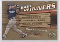 Ramon Hernandez #/50